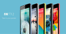 4.5 Inch IPS Screen THL T12 Mobile Phone MTK6592 1.4GHz Octa Core 1280*720 Android 4.4 8MP CAM 1GB RAM 8GB ROM 3G Phone