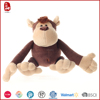 2015 good quality and cute customize monkey plush toy Chinese supplier