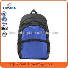 Blue preschool backpack back bag for men