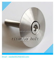 Titanium Accessories For Bicycle Bolt Gr5