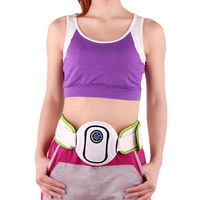 2015 New!!! Vibrating Infrared Heat Body Massager,Abdominal Vibrator with CE ROHS