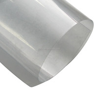Transparent PVC Plastic Sheet Roll for Screen Printing