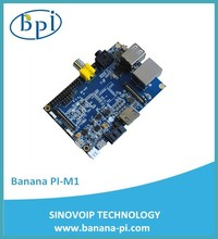 2015 Lowest price ARM Cortex-A7 1GB Banana Pi single board computer compatible with Rasperry Pi
