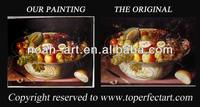 NEW design oil painting pictures of fruits
