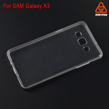 For samsung galaxy a3 Bumper Case +tpu combo for mobile phone,New product for 2 in 1 case