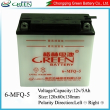 Rechargeable VRLA battery 12V motorcycle for restoration