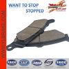 motorcycle spare part,front brake pads motorcycle ,road bike braking parts brake pads