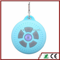 IPX7 waterproof mini digital bluetooth speaker