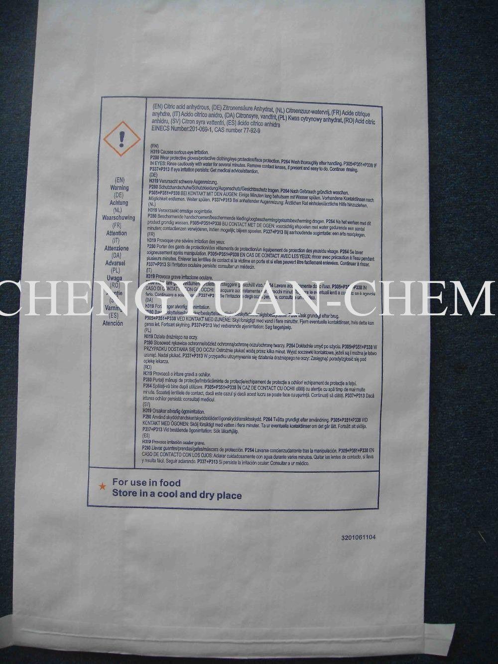 Acide citrique monohydrat acide citrique anhydre - Acide citrique anhydre ...