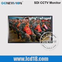 58 inch lcd broadcast and HD SDI CCTV Patient monitor