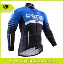 2015 Cyclingbox new design bicycle jersey and cycling bib shorts bicycle clothing