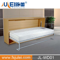 Space Saving Pull Down Wall Bed Fold Up Wall Bed Hidden Wall Bed