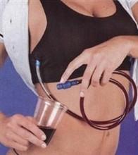 Magic Bra drinking gadget