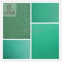 Jiuguan portable badminton court mat / pvc sports floor / pvc plastic floor