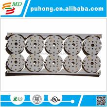 Aliminum Base Material Lighting Cuircuit Board LED PCB
