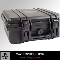 Heavy duty environmental protection watertight computer plastic control case