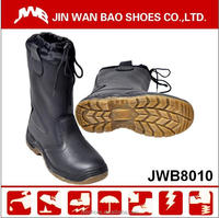 genunie leather high cut CE EN 20345 industrial shoes safety boots with special function footwear shoes workerman shoes
