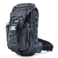 Maxgear Swordfish Sling Pack (#0431) Hydration Pack One Shoulder Strap Backpack / High Quality Chest Bag / Hydration Pack