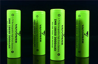 Hot Authentic Vappower IMR 18650 3000mAh 30A High Power Battery for E-cigarettes