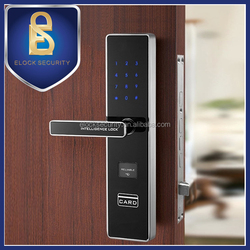 2015 Best Selling Card Code Digital Door Lock
