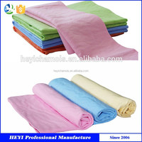 2015 hot sale custom design durable wash towel pva cleaning chamois cloth