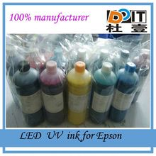 New products on china market bulk ink for LED UV ink for Epson XP 30