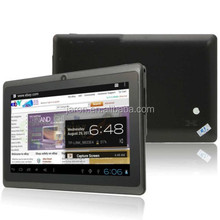 "Stock Products Status and 512MB Memory Capacity Q88 7"" Inch Tablet PC"