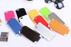 cheap hard phone cases diy cover,Luggage Phone Cover Case For iPhone 6/6 Plus suitcase