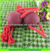 Basket Ball With Cotton Rope