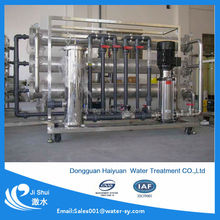 RO system water purification for dialysis