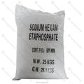 68% de sodio Hexametaphosphate SHMP como aditivos químicos