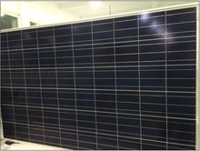 32mm thin solar panels Hanwha solar 310W poly waterproof electrical panel stock for bulk sale at below market price