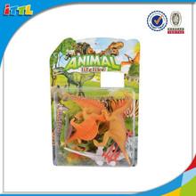 2015 yüksek kaliteli orman plastik hayvan oyuncak