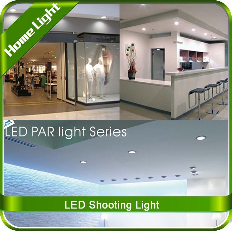 LED Exhibition Lamp LED Projection Light LED Down Lighting Series