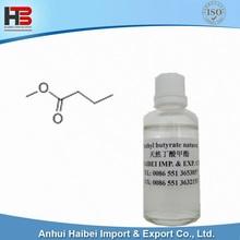 Alta calidad y pureza de metilo butyrate natural