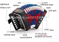 music instrument toy accordion for wholesale