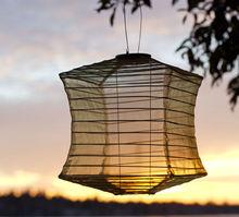 2015 High quality popular solar square emergency led lantern