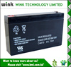 Reliable quality 6v 7ah Back up Battery for UPS