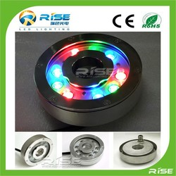 316 Stainless steel waterproof Led ring fountain light