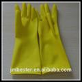 Long gants de ménage en caoutchouc 80g jaune,/enfants des gants de caoutchouc pour le nettoyage
