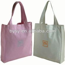 top quality blank cotton bags wholesale