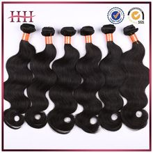 Top quality wholesale virgin brazilian human hair extensions provided directly from hair professional factory