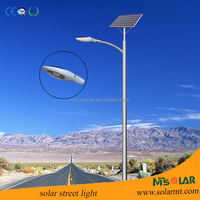 HEBEI automatic street light control system, fashsion promotional integrated all in one solar green energy system
