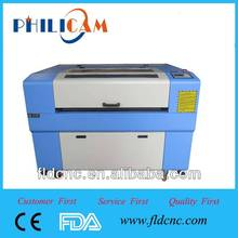 2014 china laser engraving machine reviews for sale jinan lifan FLD6090 paper laser cutting machine price made in china