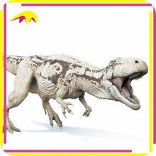 Hand-made Animatronic Dinosaur Model