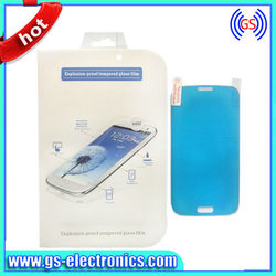 For Galaxy Grand Duos I9082 tempered glass screen protector,9h screen protector with design