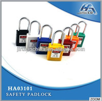 Personal locks, personal management locks, lock barrier open security management