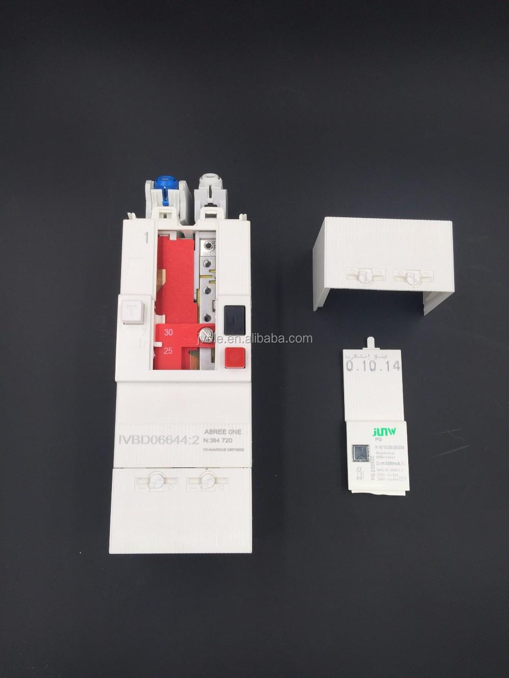 Africain La Terre Type De Mini Disjoncteur Mcb Disjoncteur