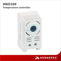 Hennepps industrial temperature controller thermostat 110v