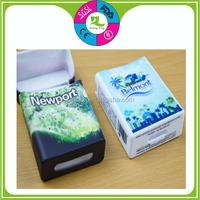 Hot sale Colorful soft OEM brand silicone cigarette case, silicone cigarette pack cover, silicone cigarette box